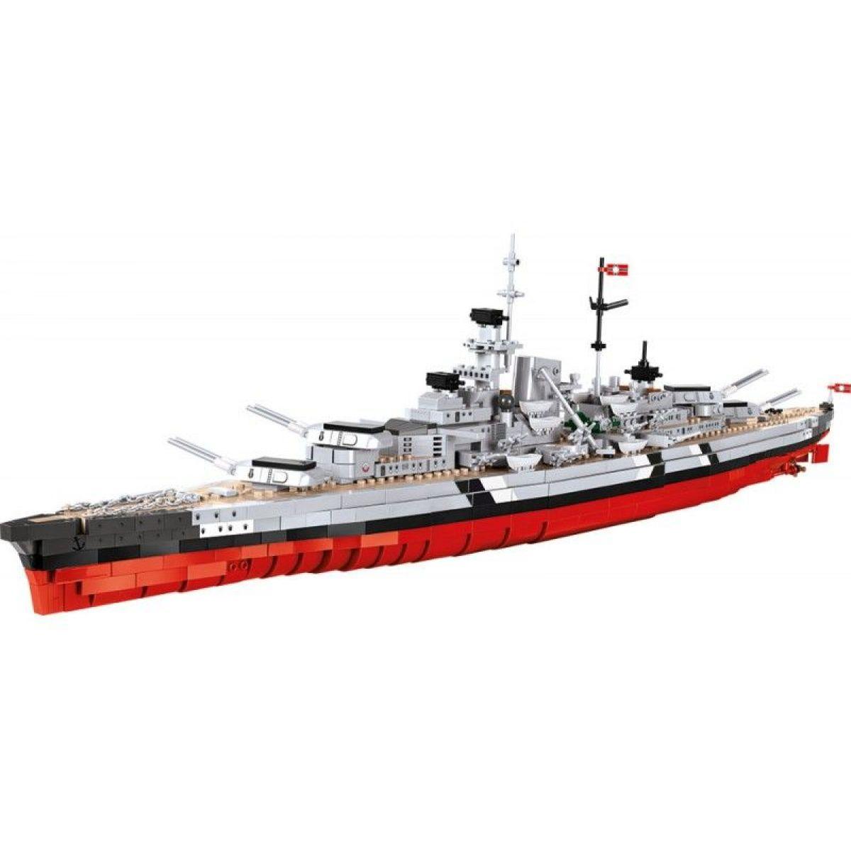 Cobi 4810 Malá armáda Bitevník Bismarck