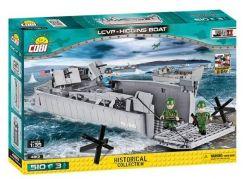 Cobi 4813 Malá armáda D-DAY LCVP Higgins Boat