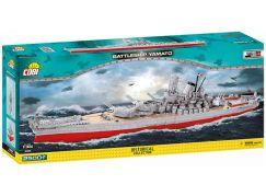 Cobi 4814 Malá armáda II. světová válka Bitevník Yamato