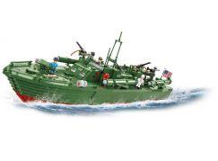 Cobi 4825 II. světová válka Torpédový člun PT-109 1:35