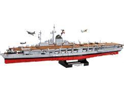 Cobi 4826 II. světová válka Letadlová loď Graf Zeppelin 1:300