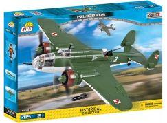 Cobi 5532 Malá armáda II. světová válka PZL P-37B LOS