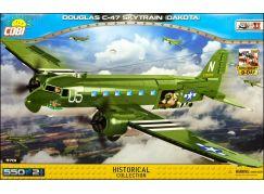 Cobi 5701 II. světová válka Douglas C-47 Skytrain Dakota