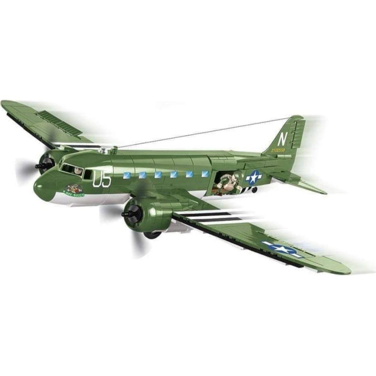 Cobi 5701 Malá armáda II. světová válka Douglas C-47 Skytrain Dakota - Poškozený obal