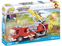 Cobi Action Town 1474 Mega Fire Truck