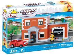 Cobi Action Town 1477 Hasičská zbrojnice