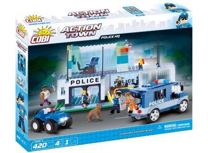 Cobi Action Town 1574 Policejní velitelství