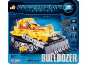 Cobi Action Town 21910 Electronic Buldozer
