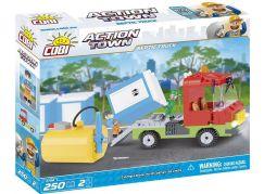Cobi Action Town Fekální vůz 250 kostek