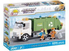 Cobi Action Town Popelářské auto 200 kostek