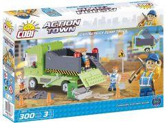Cobi Action Town Sklápěč 300 kostek