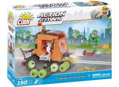 Cobi Action Town Úklidové vozidlo 150 kostek