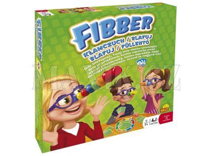 Cobi Blafuj Fibber rodinná hra