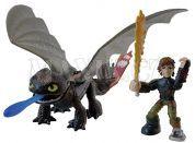 Cobi Jak vycvičit draka Drak a jezdec - Hiccup a Toothless se střelou