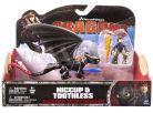 Cobi Jak vycvičit draka Drak a jezdec - Hiccup a Toothless se střelou 2