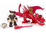 Cobi Jak vycvičit draka Drak a jezdec - Snotlout a Hookfang