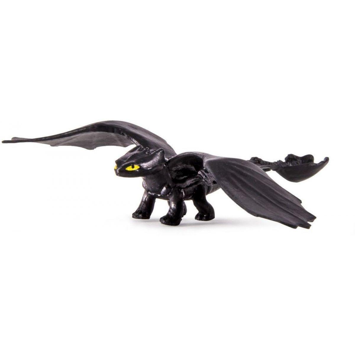 Cobi Jak vycvičit draka figurky draků - Toothless