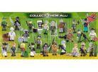 Cobi Malá armáda 2005 Figurka s doplňky v sáčku 2