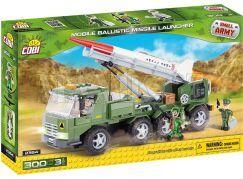 Cobi Malá armáda 2364 Mobilní odpalovač raket