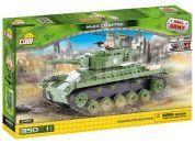 Cobi Malá armáda 2457 Tank M24 Chaffee
