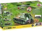 Cobi Malá armáda 2458 Samohybné dělo SU-76M 2