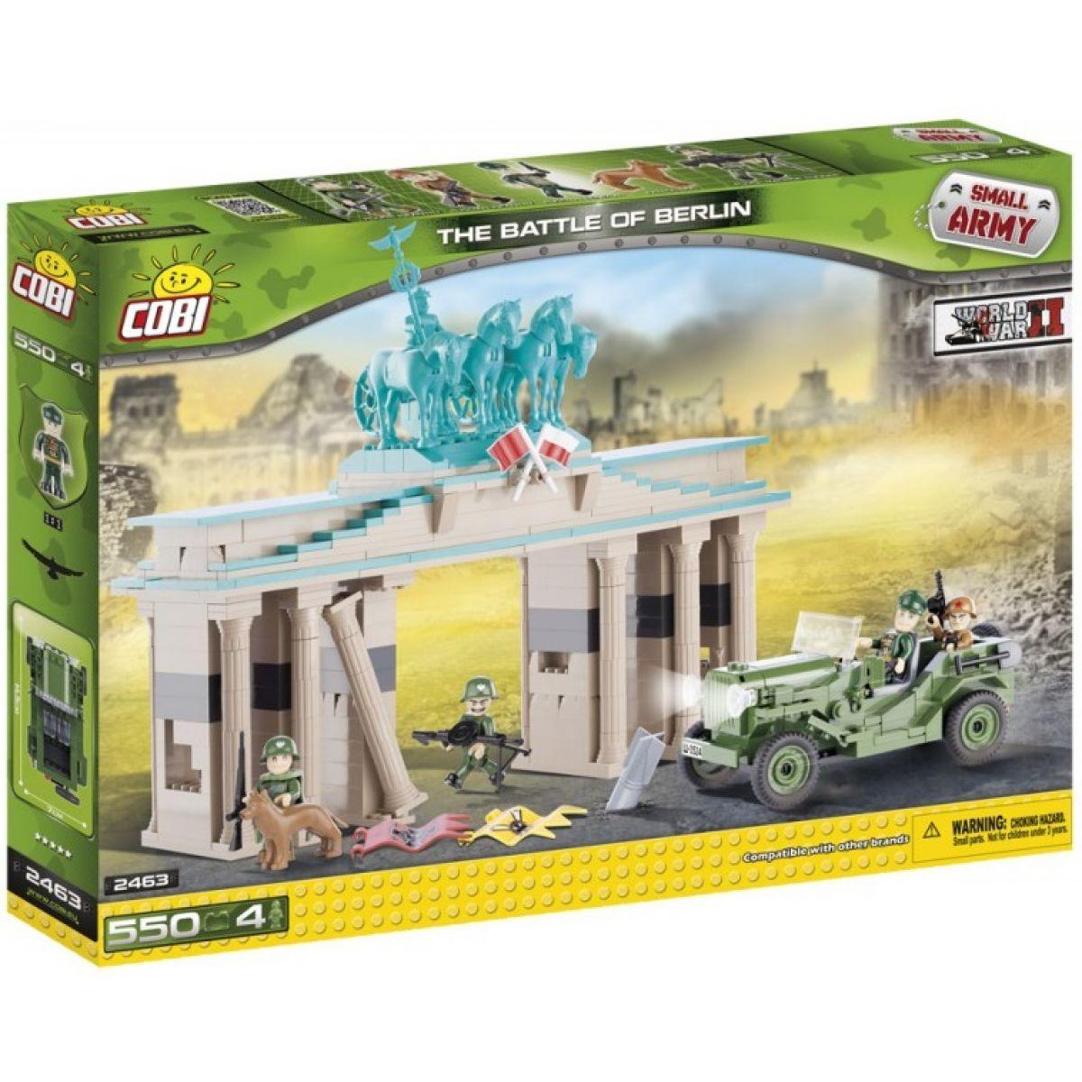 Cobi Malá armáda 2463 Bitva o Berlín