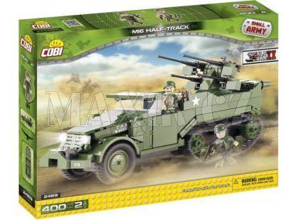 Cobi Malá armáda 2469 M16 Kolopásový náklaďák