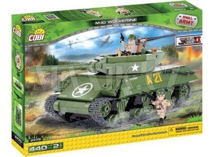 Cobi Malá armáda 2475 II WW M10 Wolverine