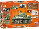 Cobi Malá armáda 3007 World of Tanks M4 Sherman A1/Firefly 2