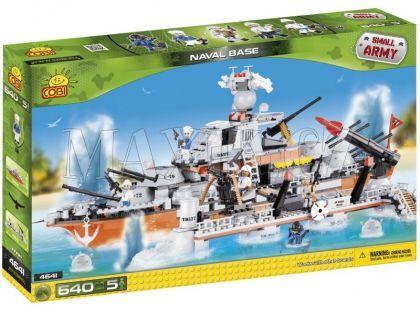 Cobi Malá armáda 4641 Bojový křižník