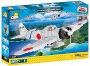 Cobi Malá armáda 5515 Mitsubishi A6M2 Zero