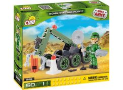 Cobi Malá armáda 2146 Bezpilotní robot