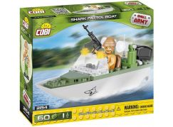 Cobi Malá armáda 2154 Patrolovací člun Shark