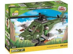 Cobi Malá armáda 2158 Útočná helikoptéra Wild Warrior