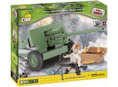 Cobi Malá armáda 2169 II WW ZiS-2 divizní kanón