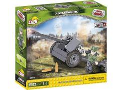 Cobi Malá armáda 2185 Panzerabwehrkanone 3