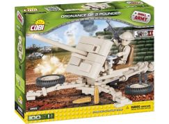 Cobi Malá armáda 2189 Ordnance QF 2-pounder