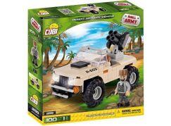 Cobi Malá armáda 2199 Desert Artilery Vehicle