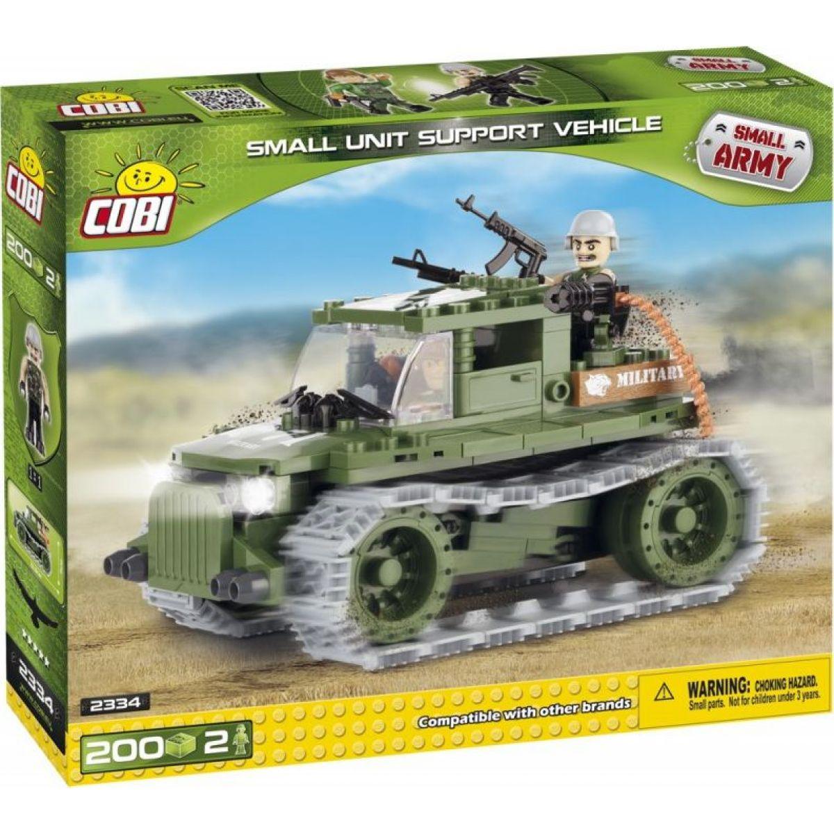 Cobi Malá armáda 2334 Pomocné vozidlo pěchoty