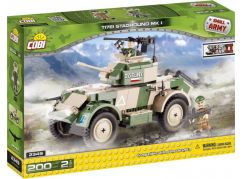 Cobi Malá armáda 2349 II WW Staghound T17E1
