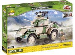 Cobi Malá armáda 2349 II WW Staghound T17E1