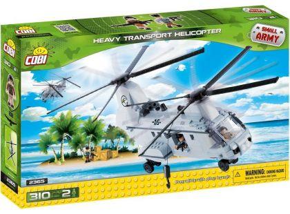 Cobi Malá armáda 2365 Transportní helikoptéra