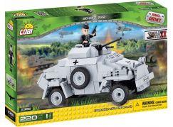 Cobi Malá armáda 2366 II WW Sd. Kfz 222