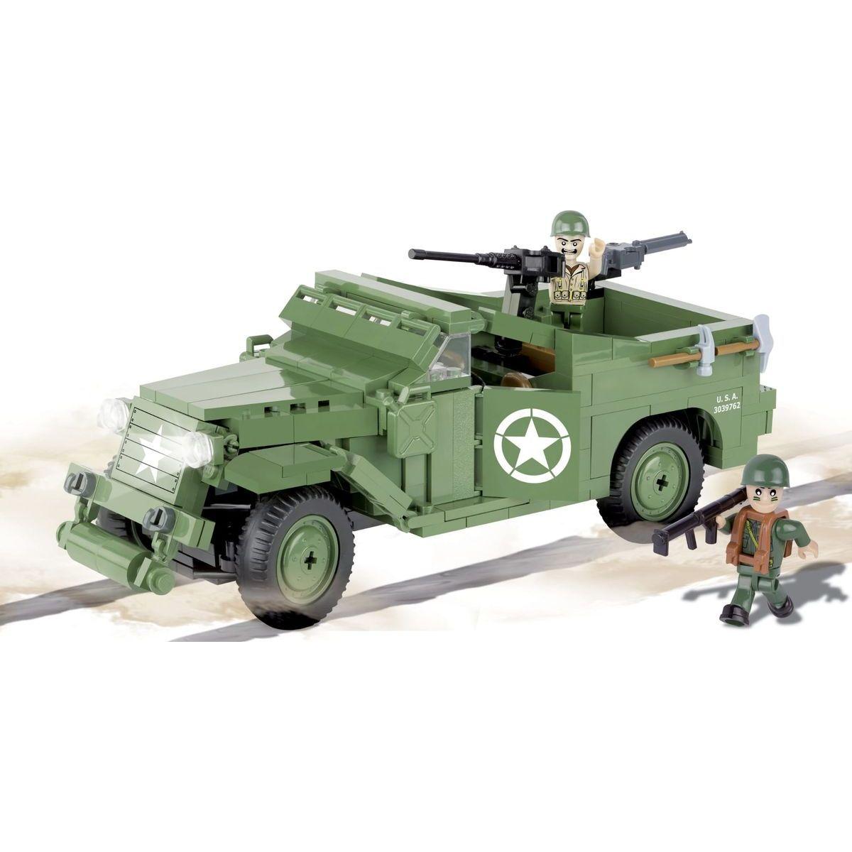 Cobi Malá armáda 2368 M3 Scout Car