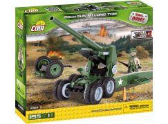Cobi Malá armáda 2369 II WW 155 mm Gun M1 Long Tom