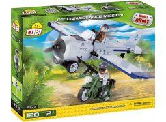 Cobi Malá armáda 2373 Letadlo