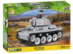 Cobi Malá armáda 2384 II WW LT vz. 38 PzKpfw 38 t