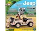 Cobi Malá armáda 24093 Jeep Willys MB North Africa 1943 3