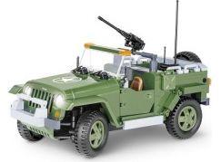 Cobi Malá armáda 24260 JEEP Wrangler vojenský
