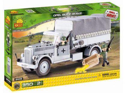 Cobi Malá armáda 2449 Opel Blitz 3t